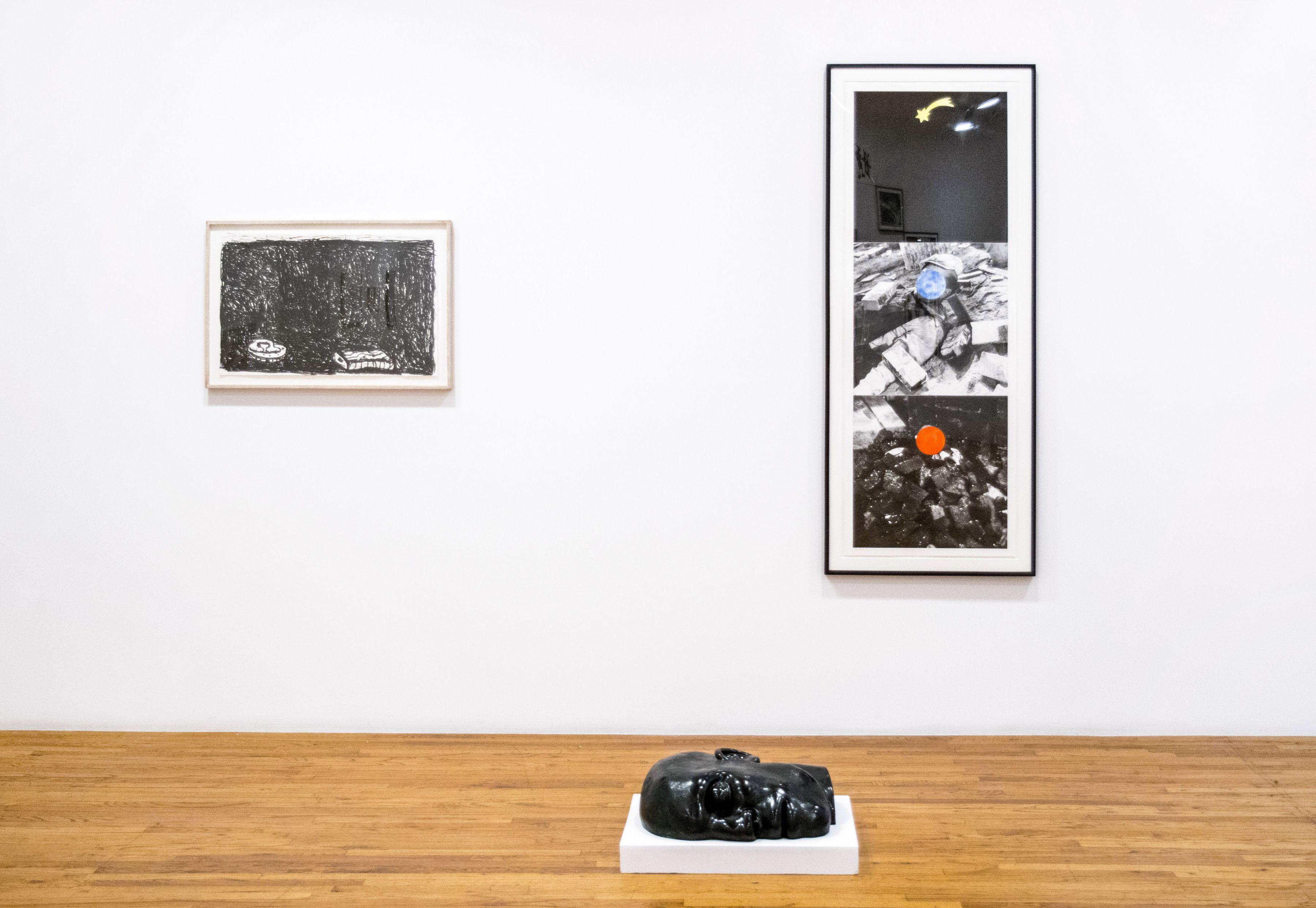 Baldessari / Guston / Otterness