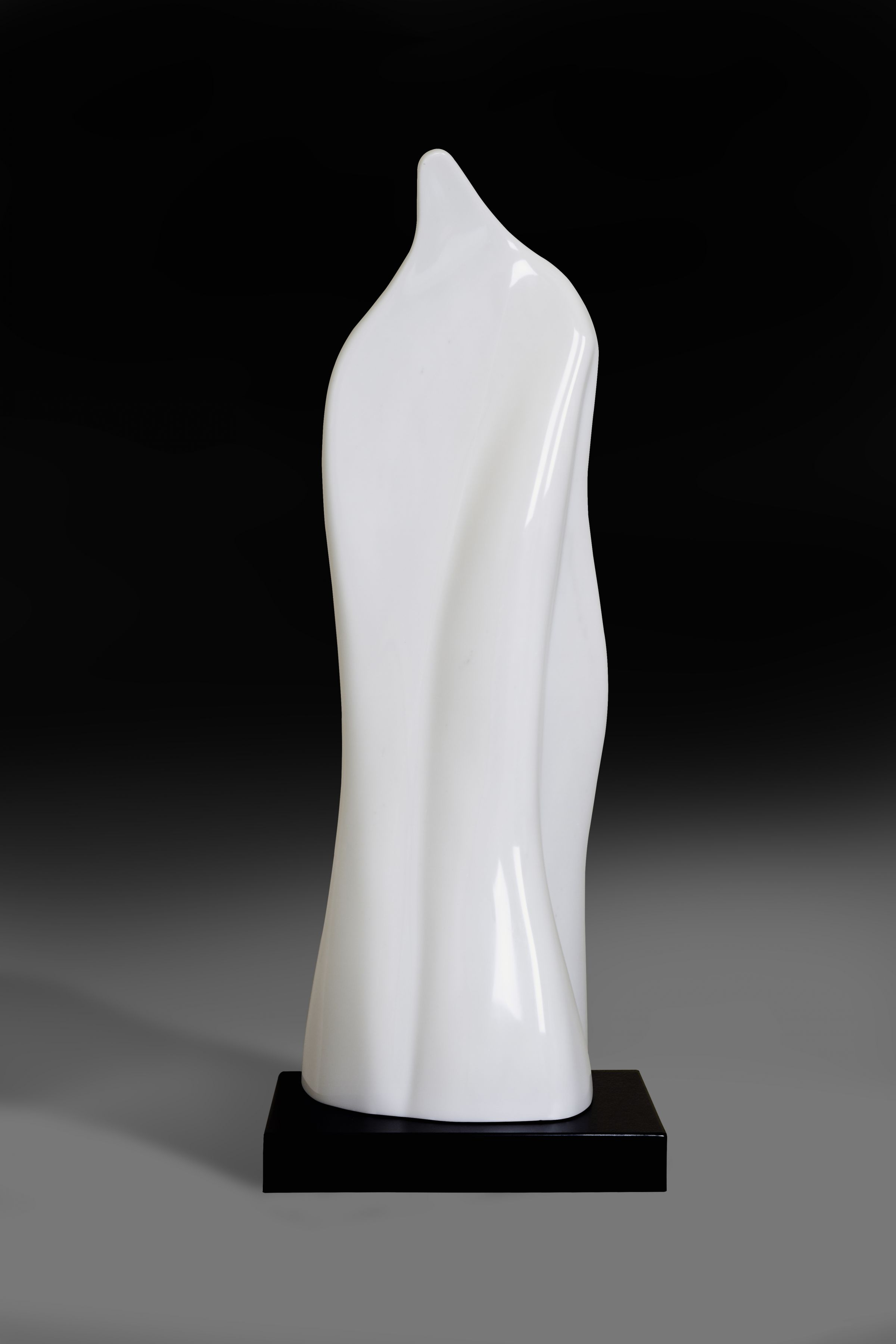 Charlie Kaplan, Ghost, front view
