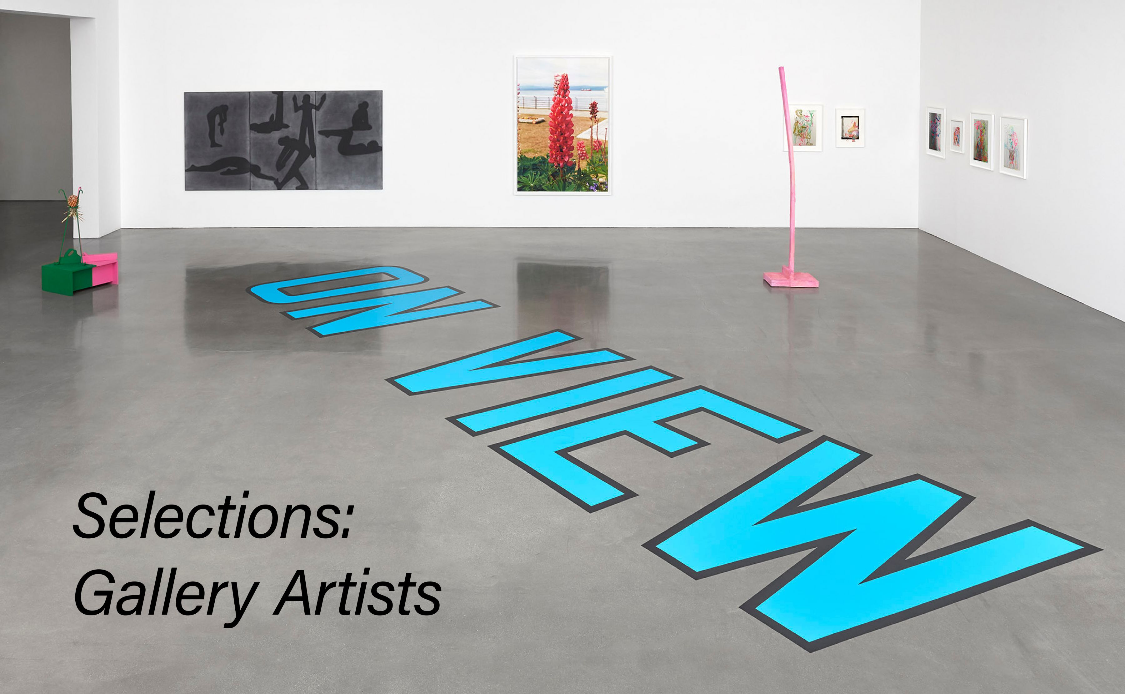 Selections: Gallery Artists