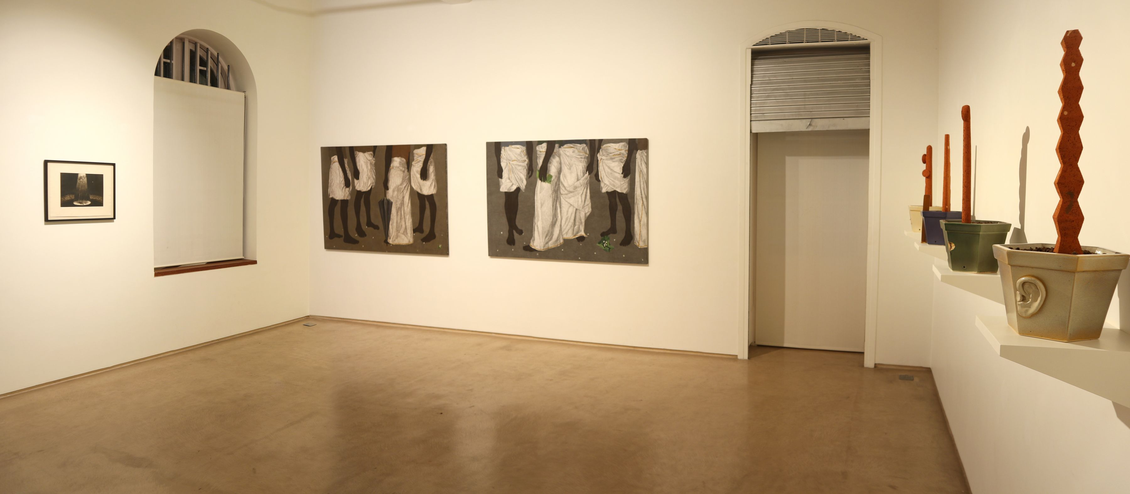 Installation View (Gallery1)
