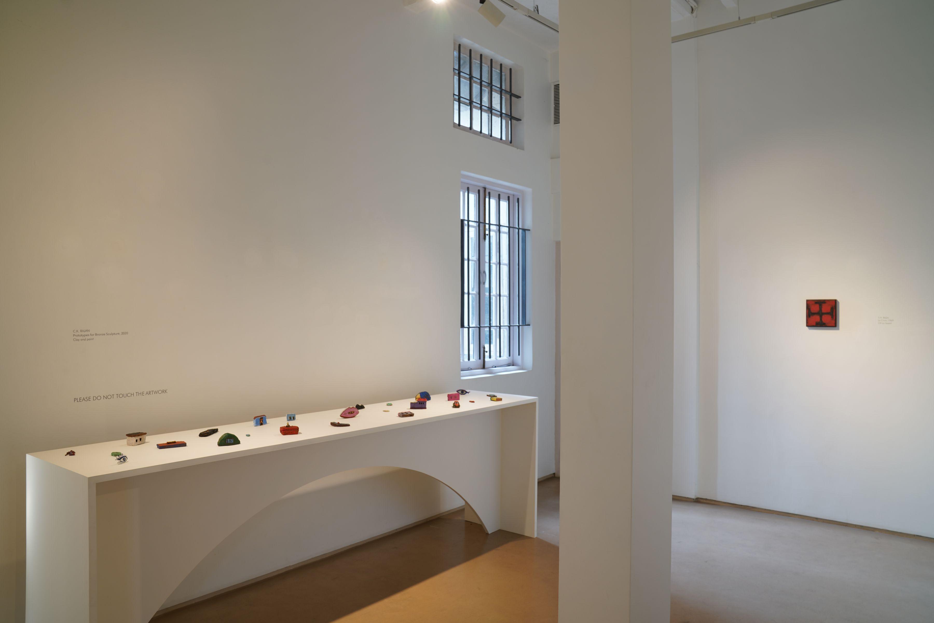 Installation View (Arun K.S.)