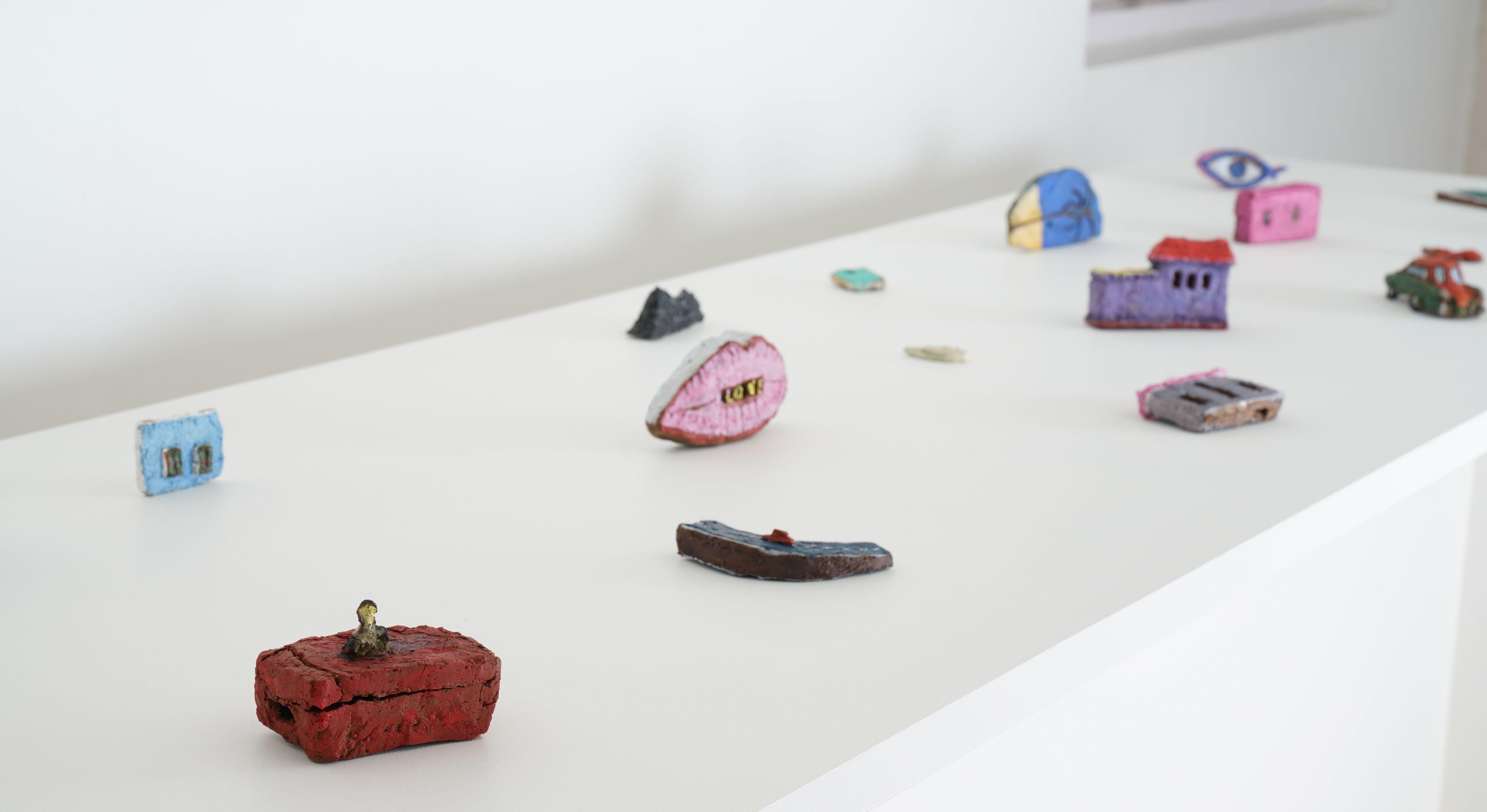 CK Rajan Sculptures