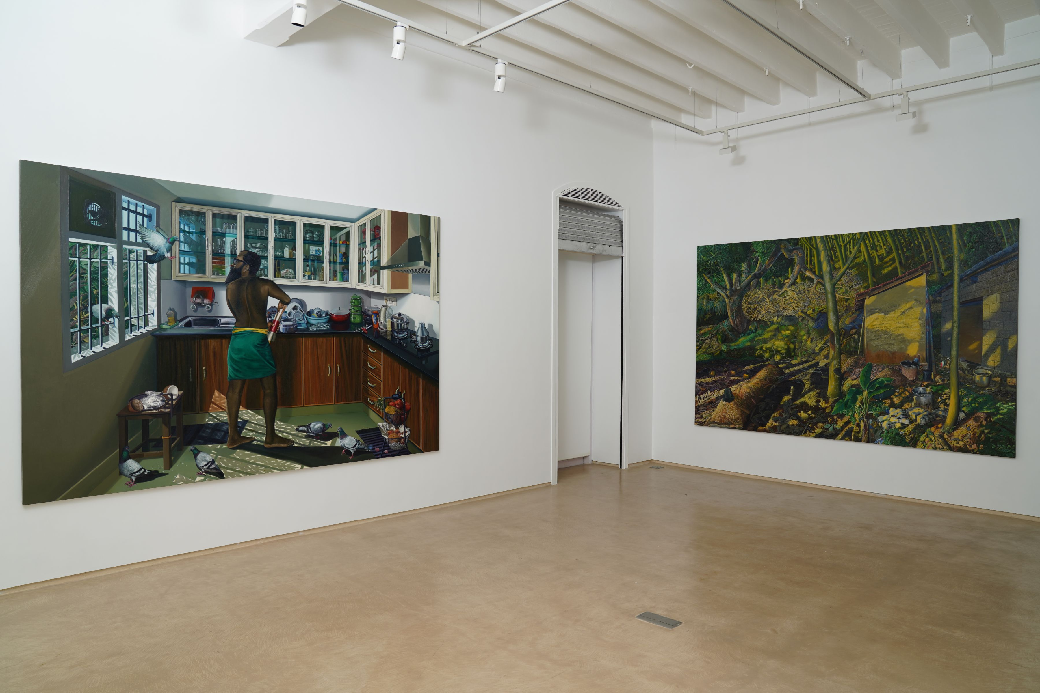 Installation View 2018