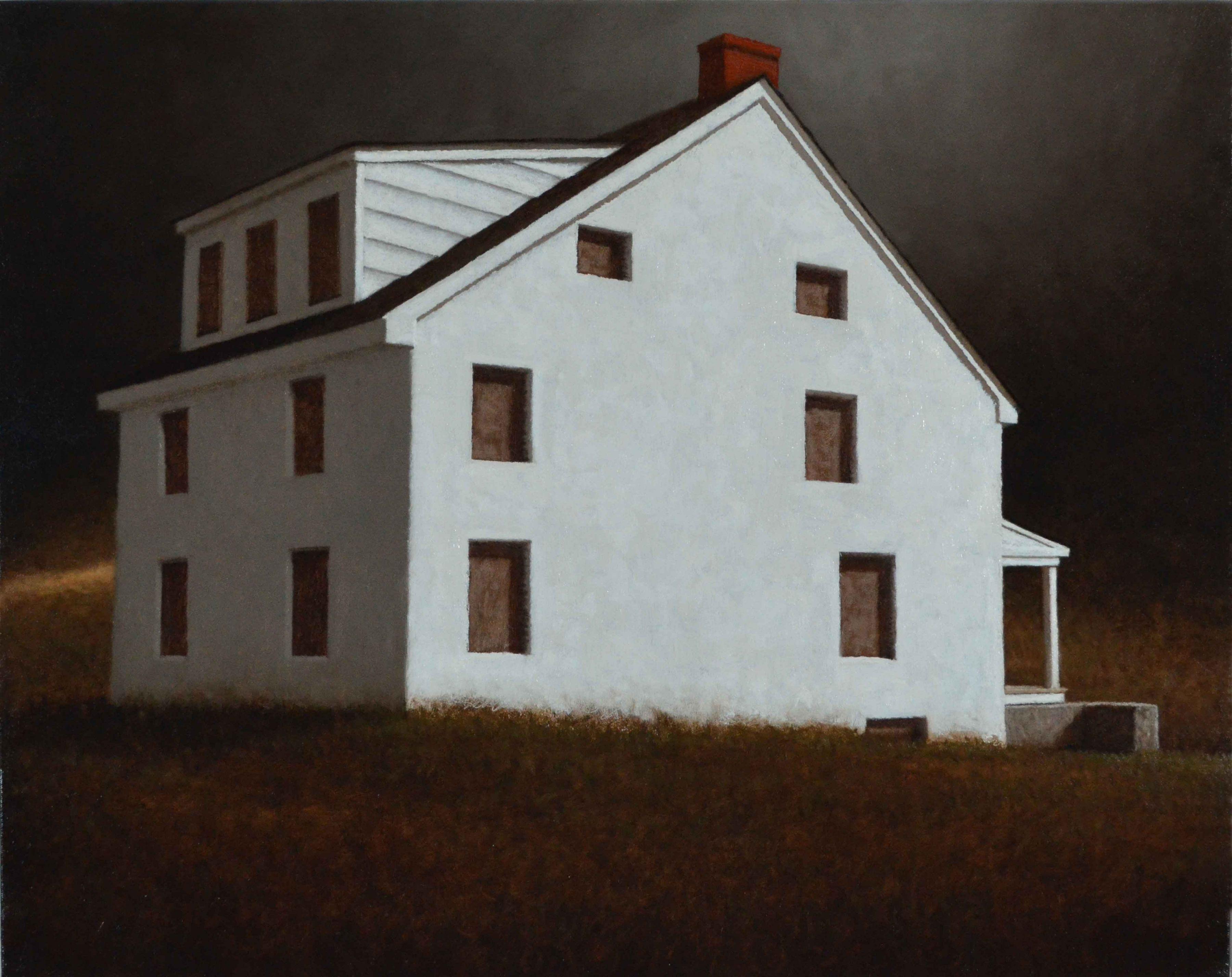 "Connotation, 23"" x 29"", Oil On Canvas"