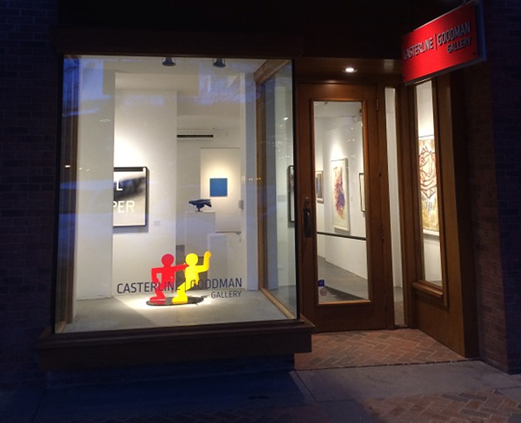 Storefront Gallery View