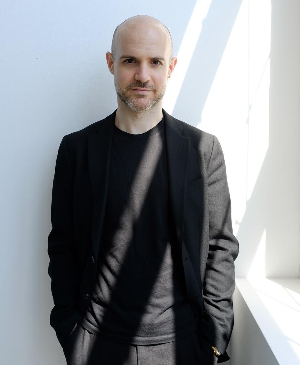 Davide Balliano Portrait