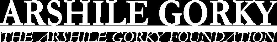 Arshile Gorky Logo