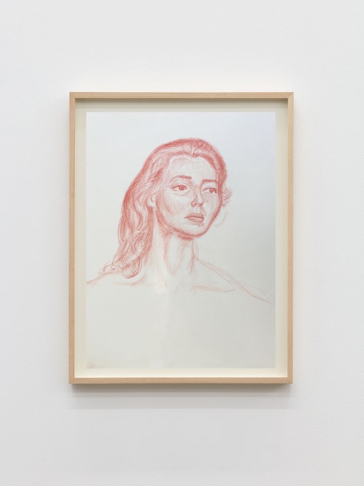 Jansson Stegner TBT, 2017 Pencil on paper 24 x 18 in 61 x 45.7 cm (JAS17.019)