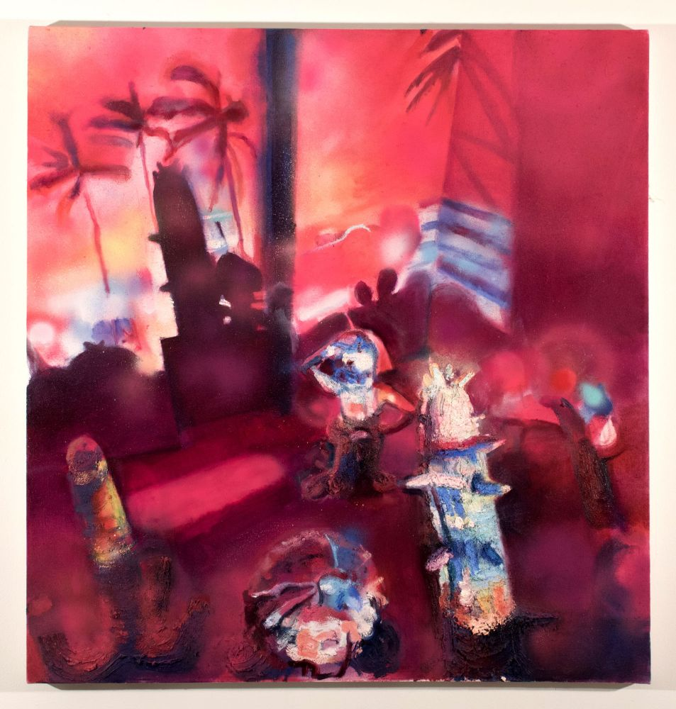 CAITLIN BERNDT Miami Dream, 2018