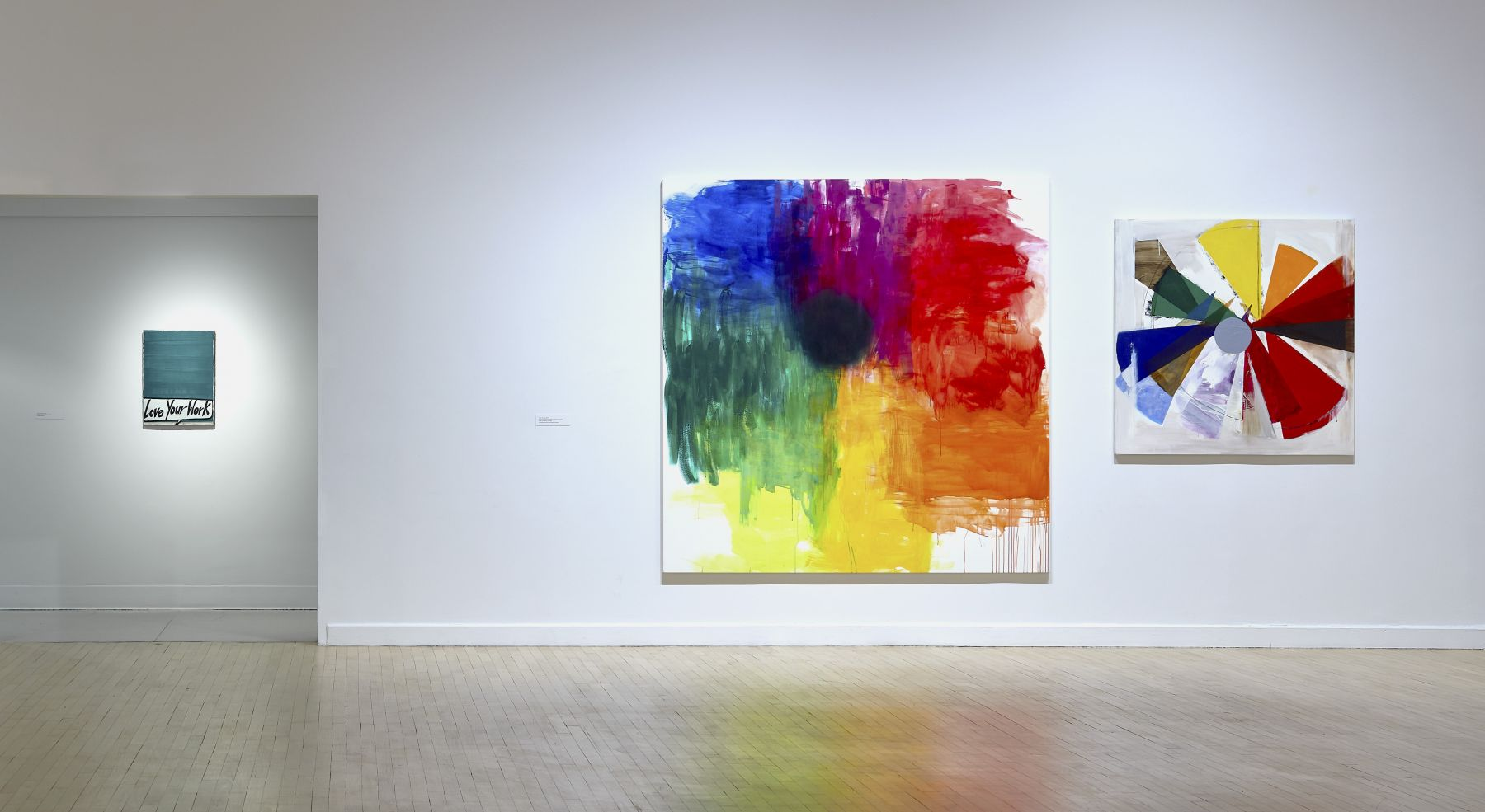 Color Therapy installation view