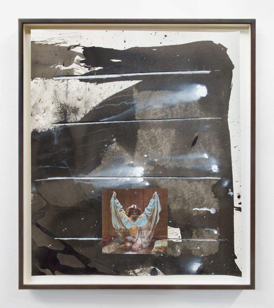 Kandis Williams, Toxic Exotica Sketch 2, 2020