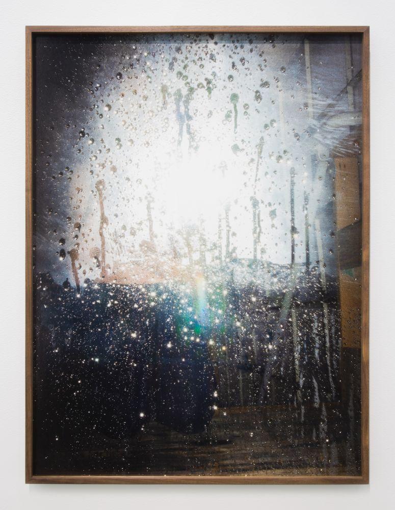 Melanie Schiff, Spit Mirror, 2020
