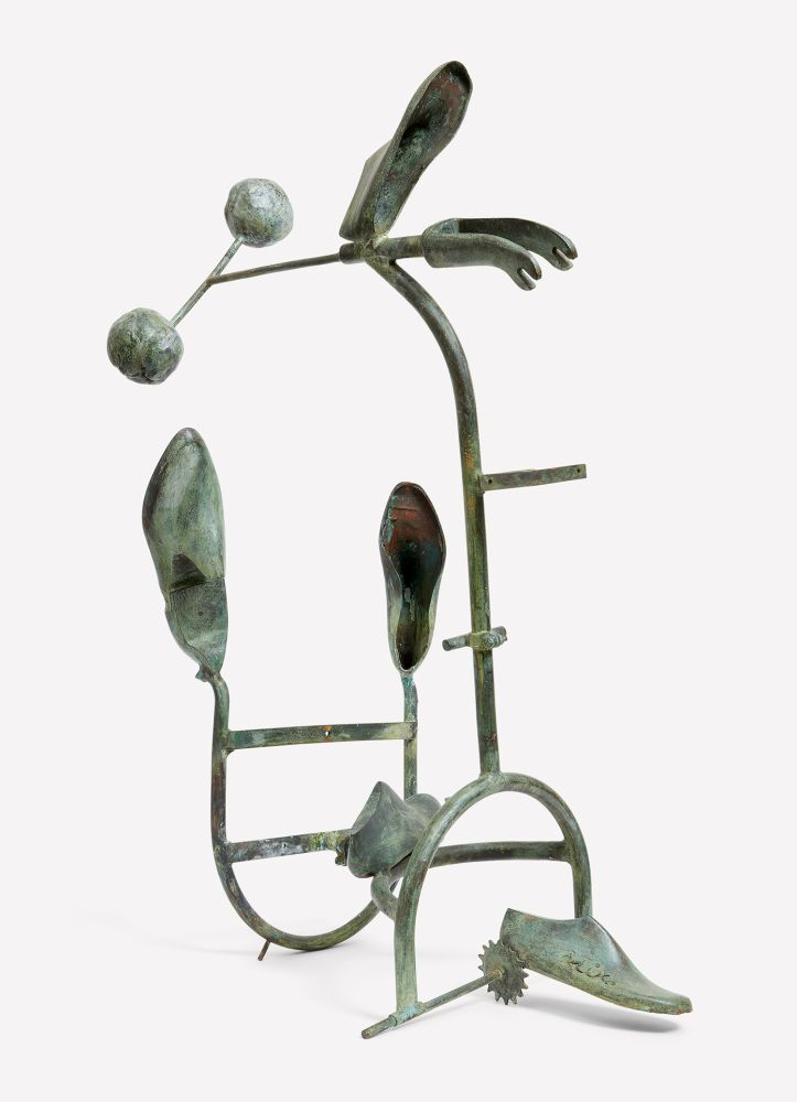 Miró, Femme, 1972