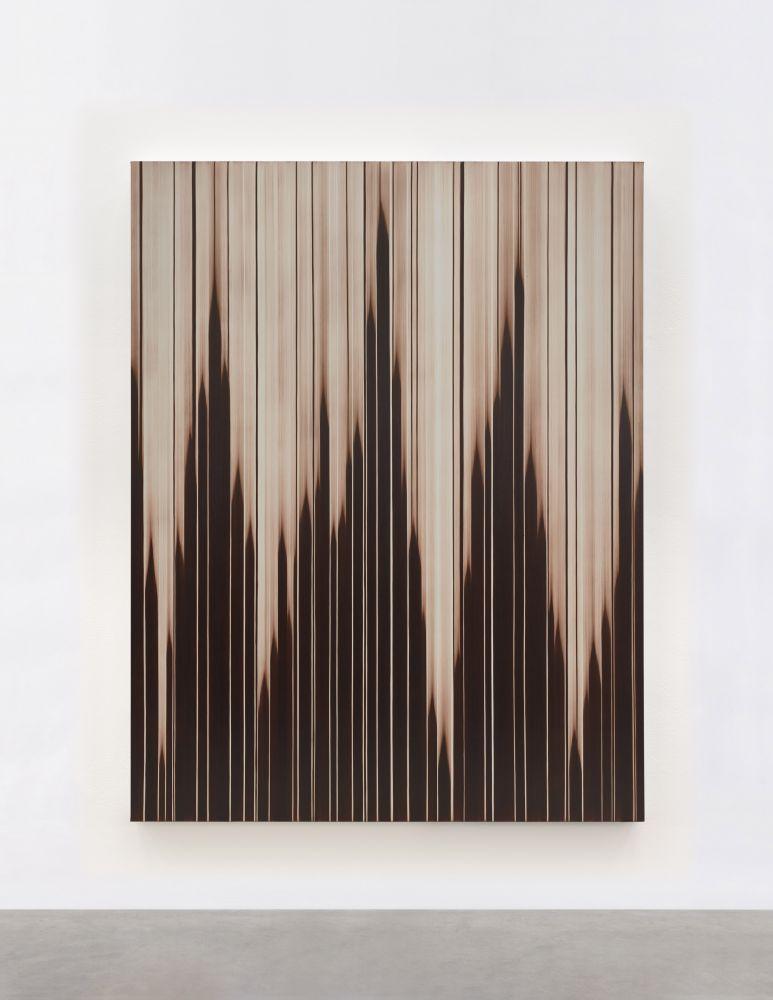 Mark Francis oil on canvas 2021