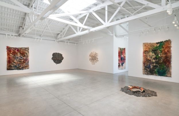 Anna Betbeze & Brie Ruais, installation view