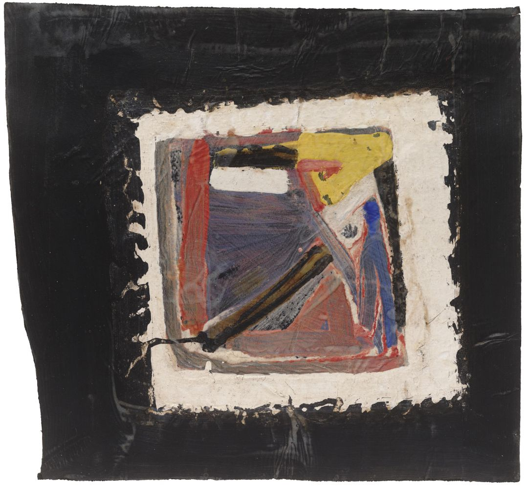 Untitled (Berkeley), 1953