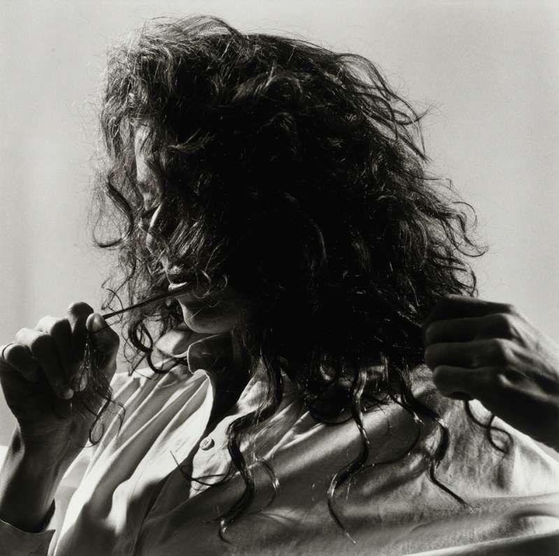Lynn Davis (Pulling Hair), 1981