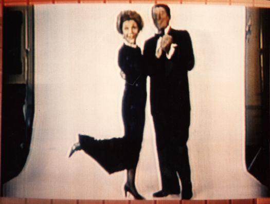 Reagan Dancing 'B', 1986