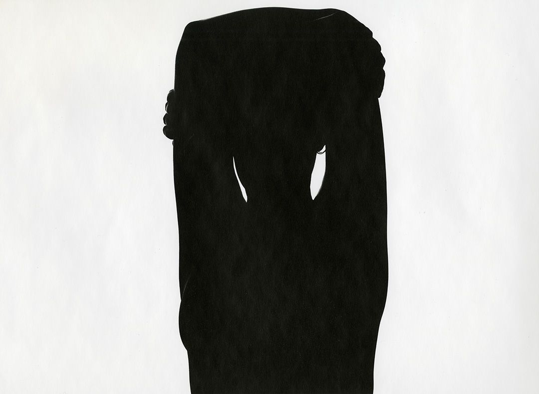Harry Callahan  Eleanor, Chicago, 1948/printed 1970s