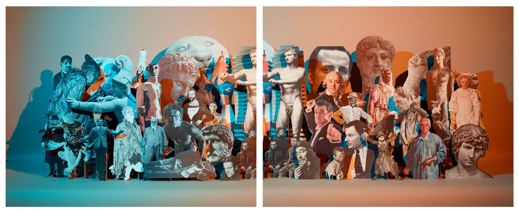 Untitled (Men), 2010