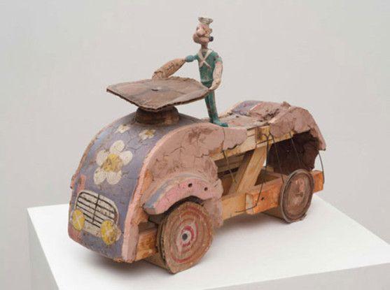 Popeye Car, 2011