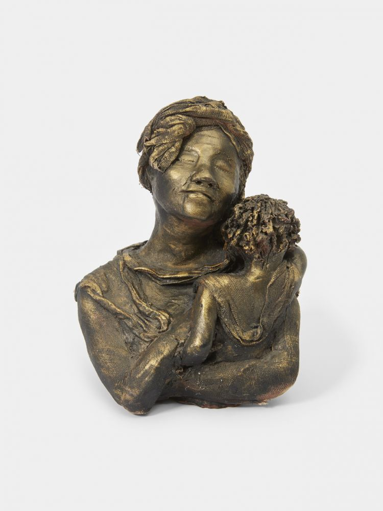 Reverend Joyce McDonald  Mother and Child, Loving Comfort, 2004