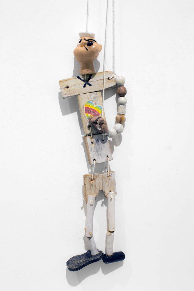 Popeye Puppet, 2018