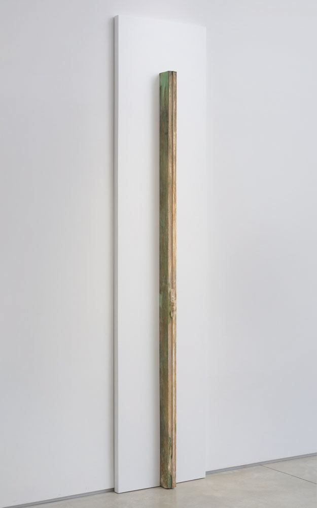 Opaque Door Edge (Plaster), 1971