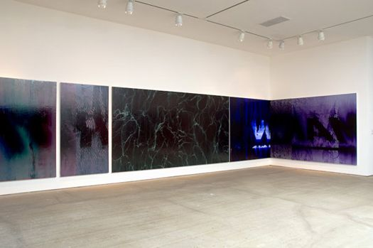 Marc Handleman Tomorrow's Forecast: Strikingly Clear​, installation view