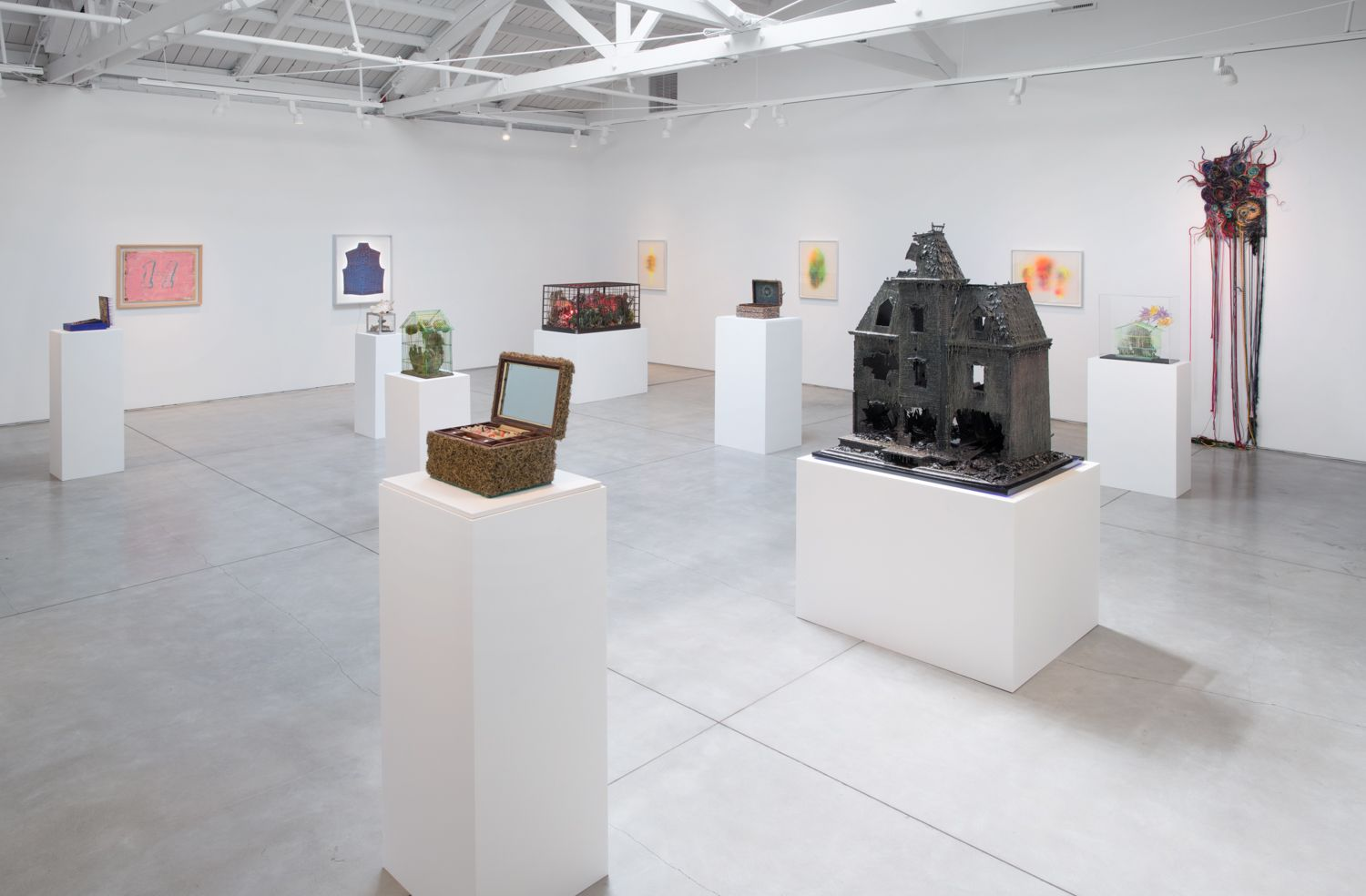 Technologies of the Self installation view, 2021.