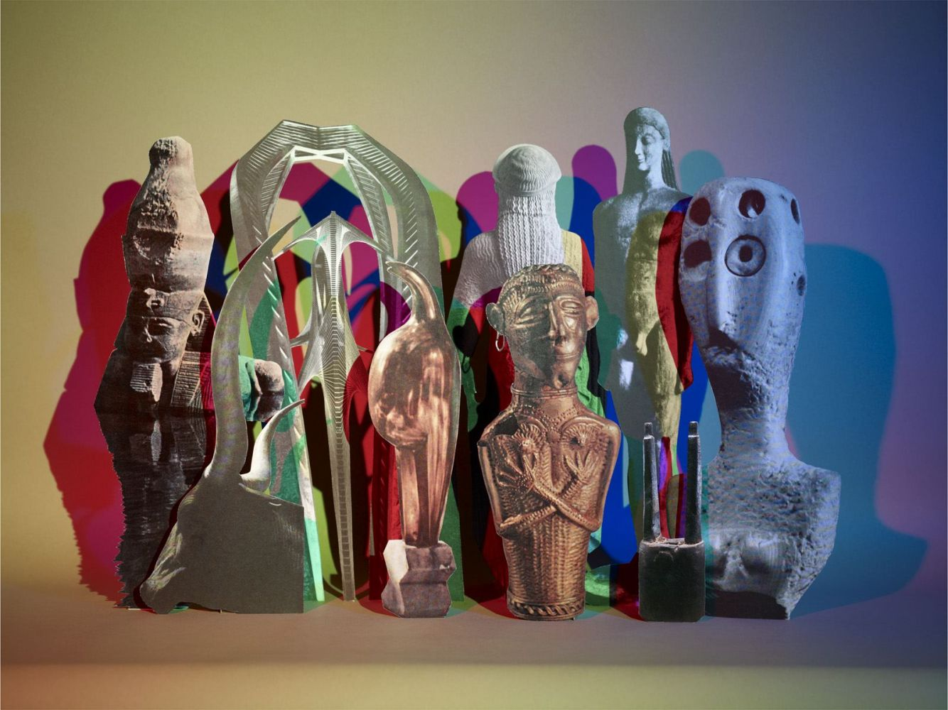 Untitled (Artifacts), 2010