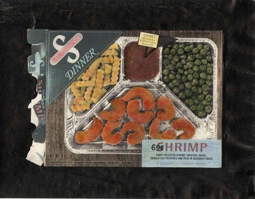 TV Dinner/Shrimp #1-#6, 1971