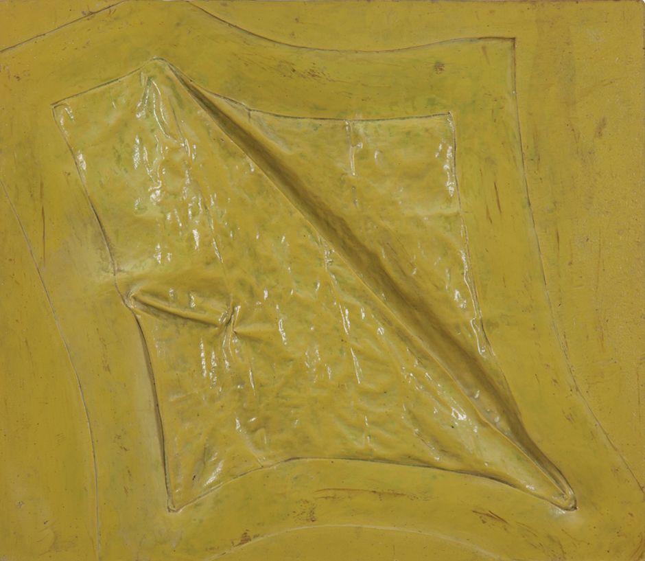Untitled (yellow handkerchief), c. 1971