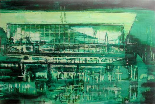 Untitled (Green), 2006