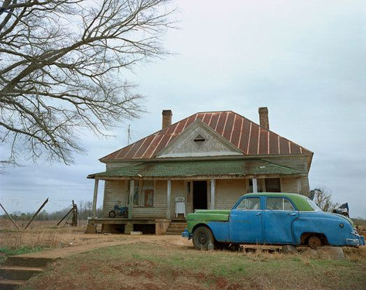 House and Car, 1978