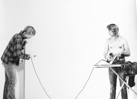 Ironing, 1971