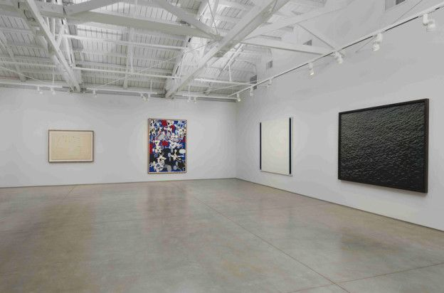 Inaugural Group Show: Gallery Artists, installation view