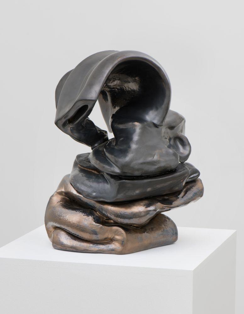 Max Hooper Schneider, Untitled (Ceramic extrusion), TBD