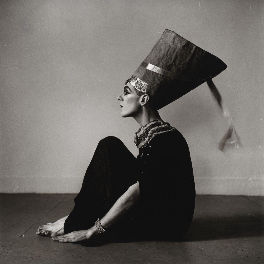 Ethyl Eichelberger as Nefertiti (II), 1981
