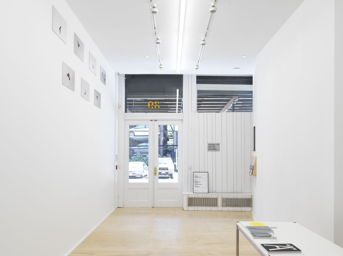 Exhibition View Eva Presenhuber, New York, 2017