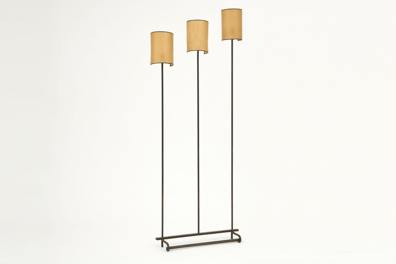 Unknown artist - Floor lamp, c. 1950