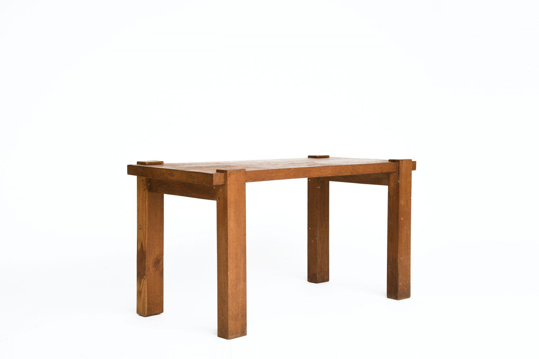 Henry Jacques Le Même's Table/Console, full diagonal view