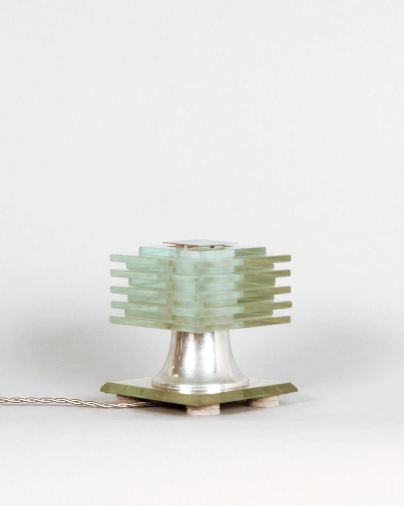 Maison Desny - Table lamp. c. 1930