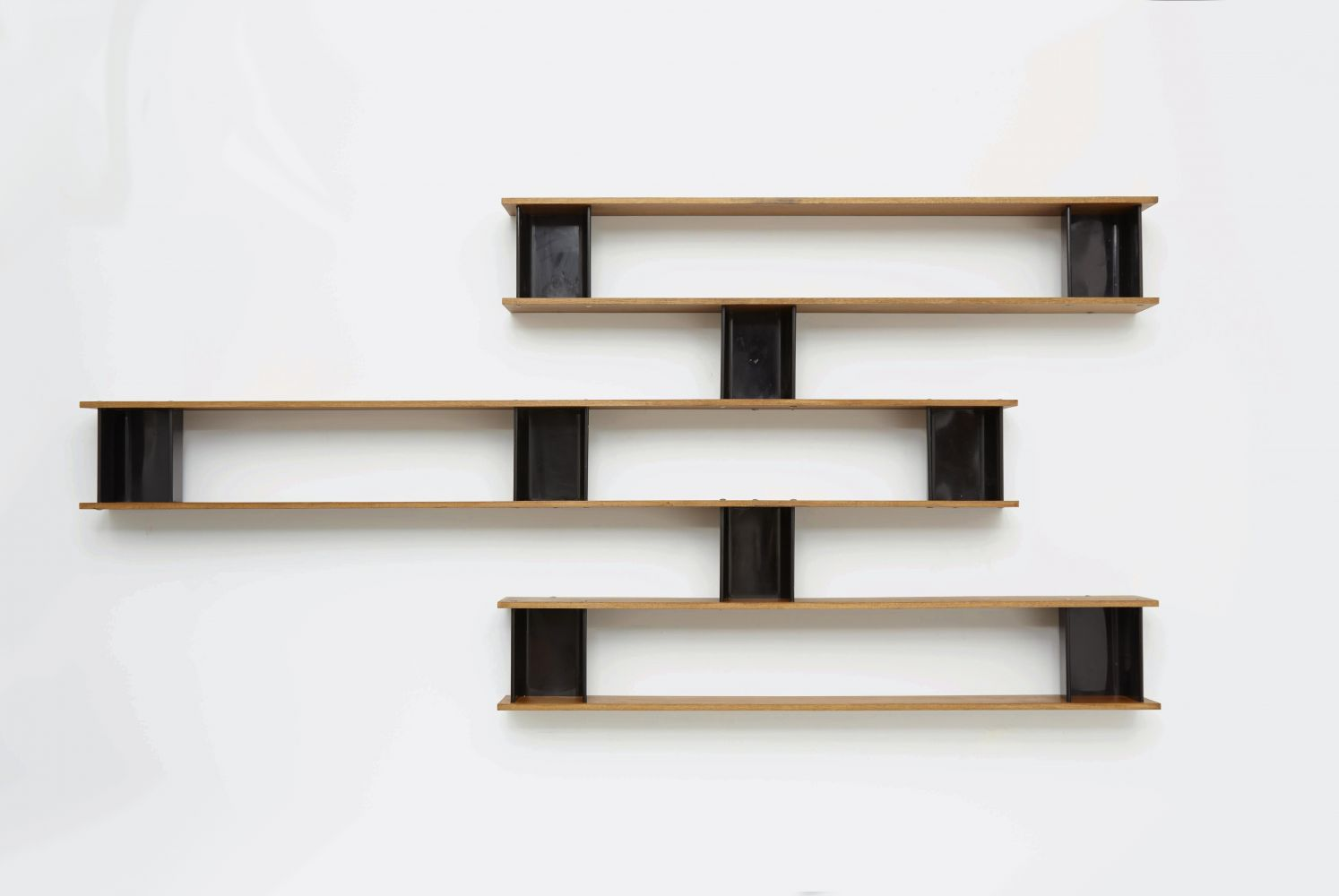"Charlotte Perriand - ""Nuage"" wall shelving, c. 1950"
