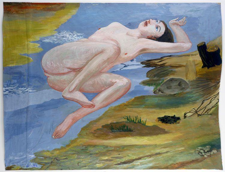 Image of Mythological Figure