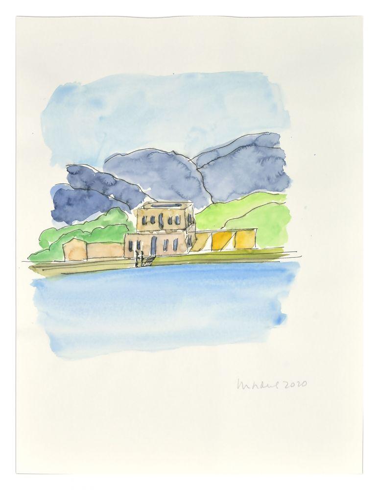 Image of Shelley's House on the Bay of Lerici III