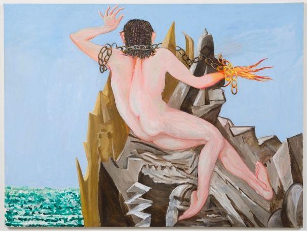 Image of Prometheus Chained