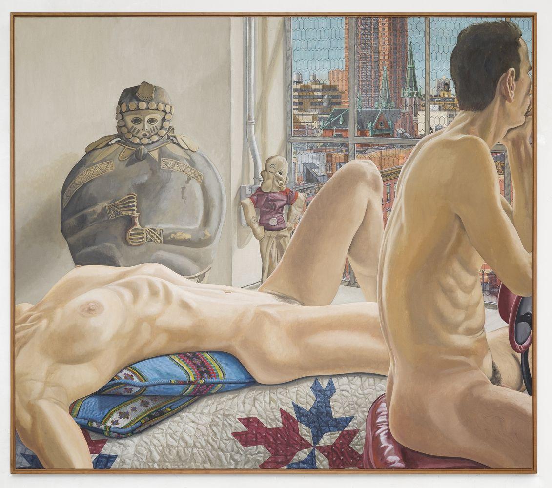 Image of Nudes, Popeye and Peruvian Pot