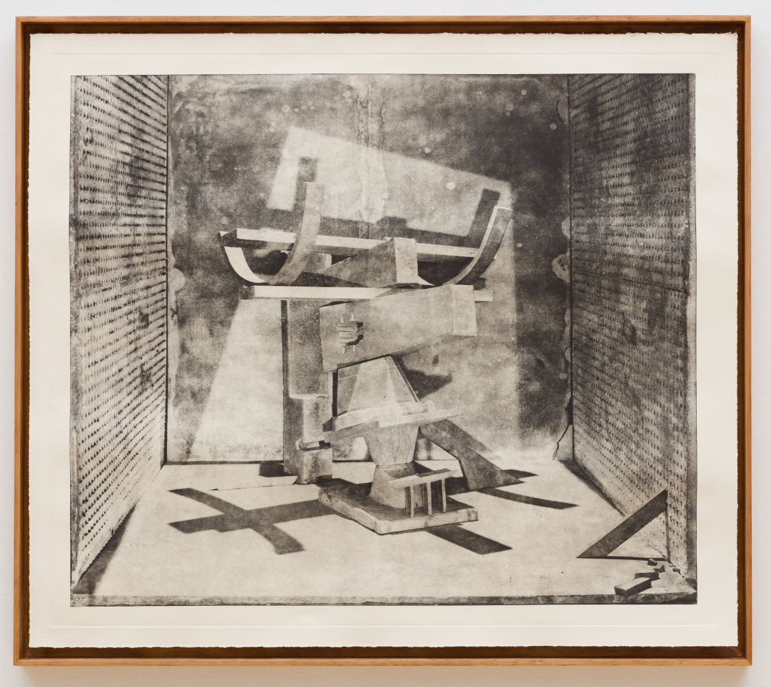 Stature photogravure No. 1 by Rodrigo Valenzuela