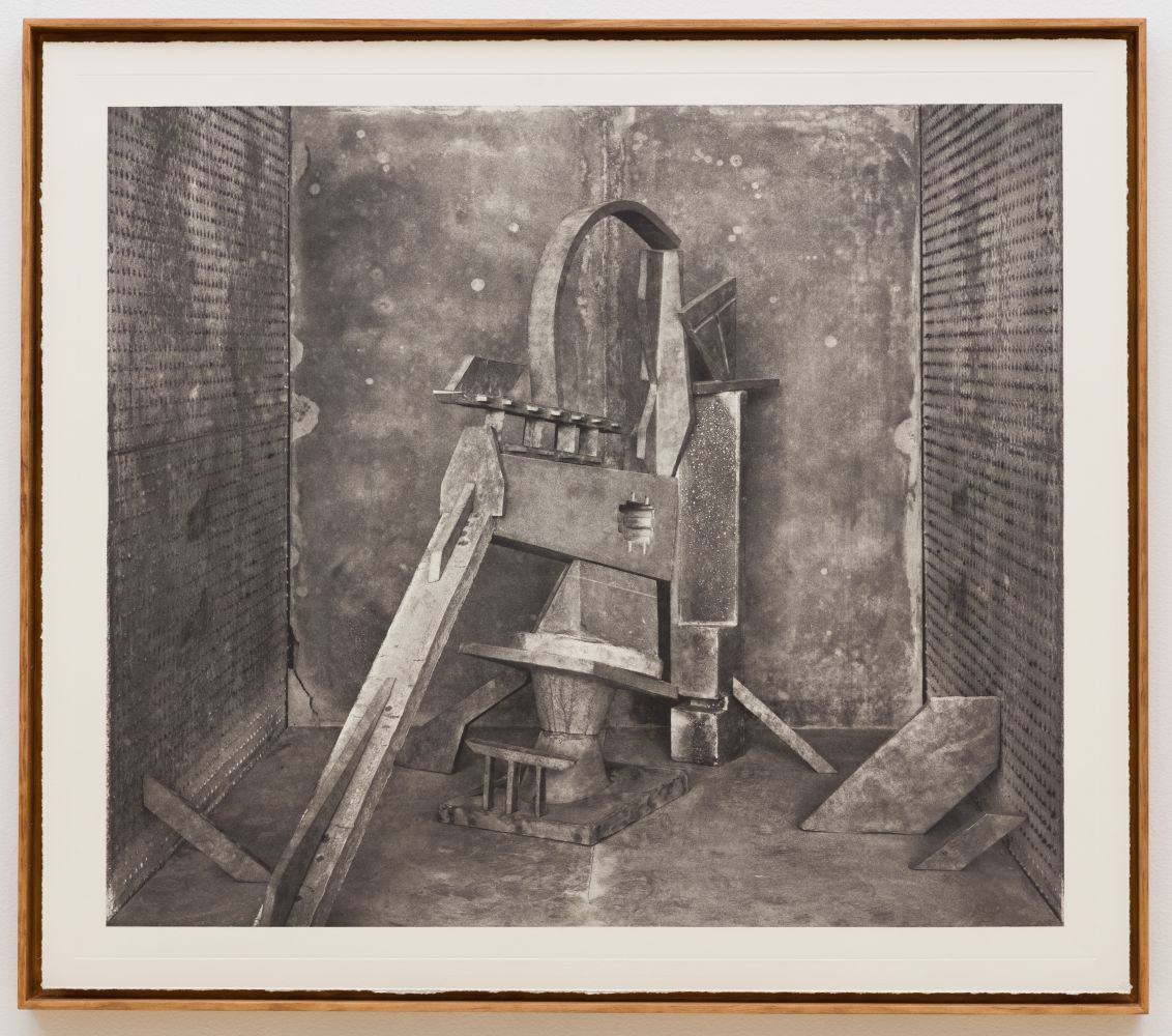 Stature photogravure No. 4 by Rodrigo Valenzuela